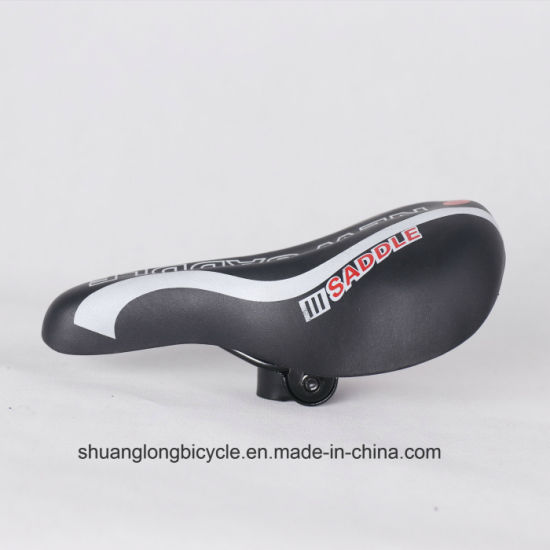 Mountain Bike Saddle/Bicycle Saddle Made in China (9177) pictures & photos