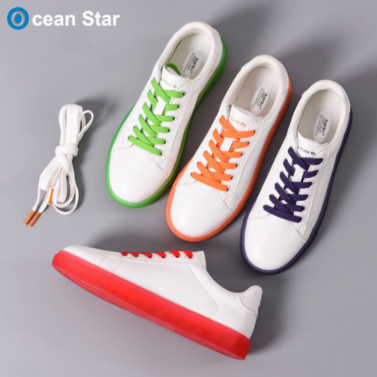 5610c110051 2019 New Design Girls Fruit Color Casual Shoes Women White Jelly Shoes