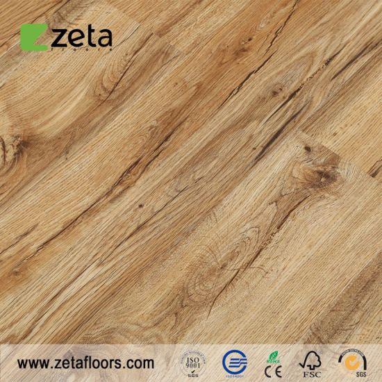 China Classic Wood Grain Waterproof Wear Resistance Wpc Plastic