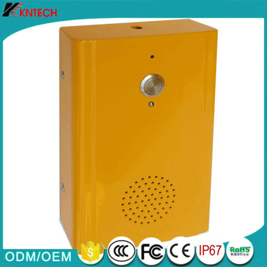 Knzd 13 Call Box Whole Emergency Sos Phone Voip Intercom System For Apartment Building