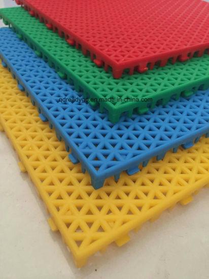 Durable Waterproof Interlocking Floor Tile and Mat/Rubber Floor Rolls/Sports Rubber Mat