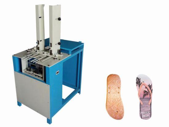 Pneumatic Strap Pulling Machine for EVA PE Slippers (LH-1SF)