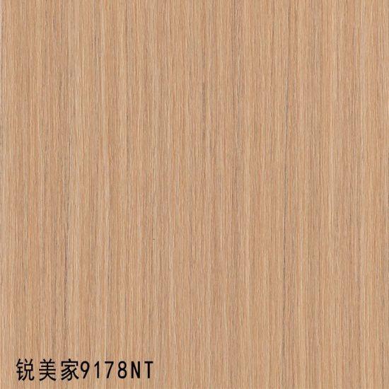Heat Resistant Waterproof Kitchen Cabinet Decorative Wood Grain HPL Laminate  Sheets / HPL Panels