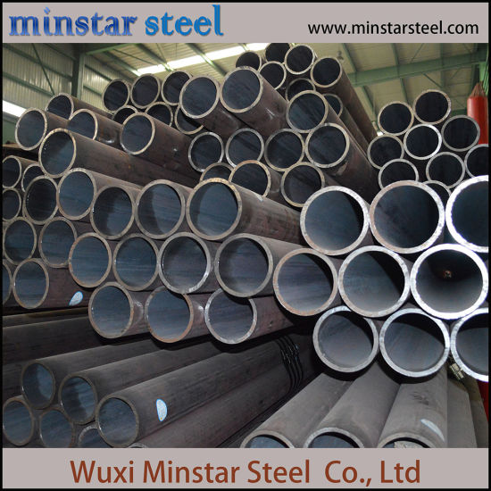 ASTM A179 A106 High Pressure Boiler Pipe Seamless Steel Tube pictures & photos