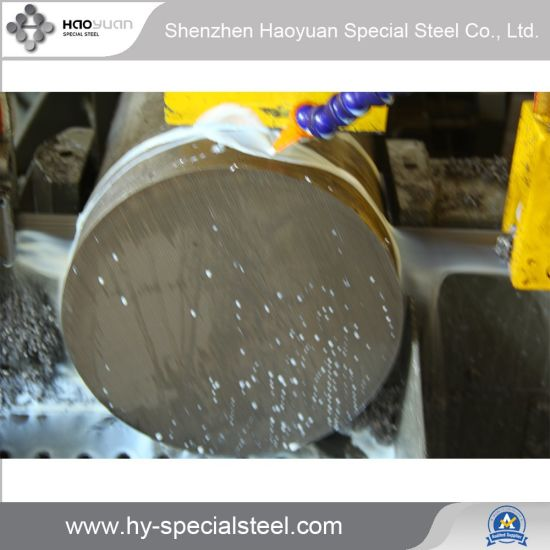 GB Cr12MOV Forged Steel Round Bar Cutting Service