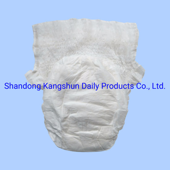 Custom Color Waterproof and Disposable Adult Diapers From China Factory