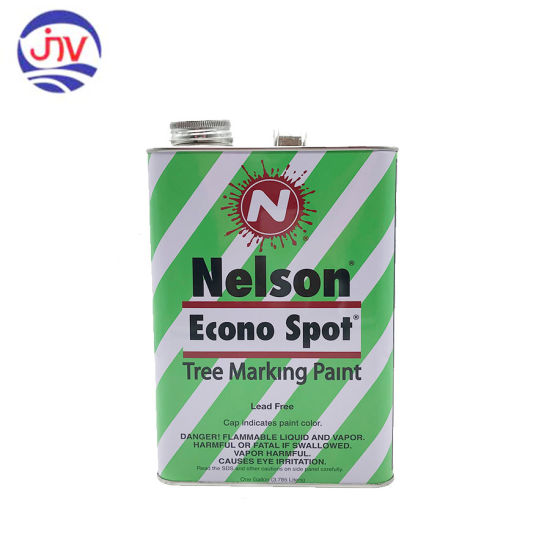 One Gallon 3.785 Liters Metal Empty Oil Paint Packing Can Tinplate