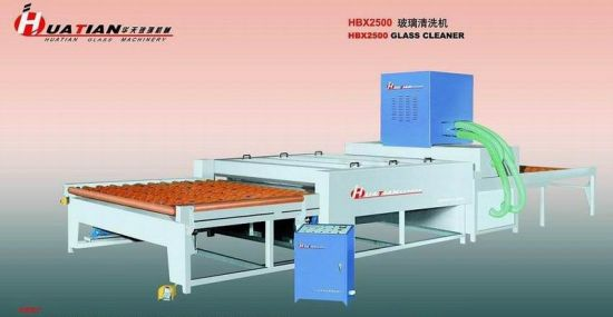 Horizontal/Vertical Glass Washing and Drying Machine pictures & photos