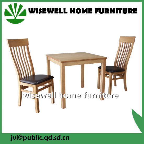 Home Furniture General Use and Wooden Material Wooden Chair pictures & photos