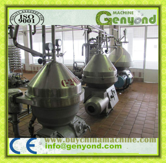 Full Automatic Uht Milk Production Line pictures & photos