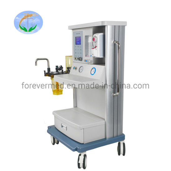 Yj-PA01 Lab Medical Used High Quality Multifunctional Anesthesia Machine pictures & photos