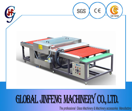 Horizontal Glass Washing and Drying Machine for Washing Float Glass pictures & photos