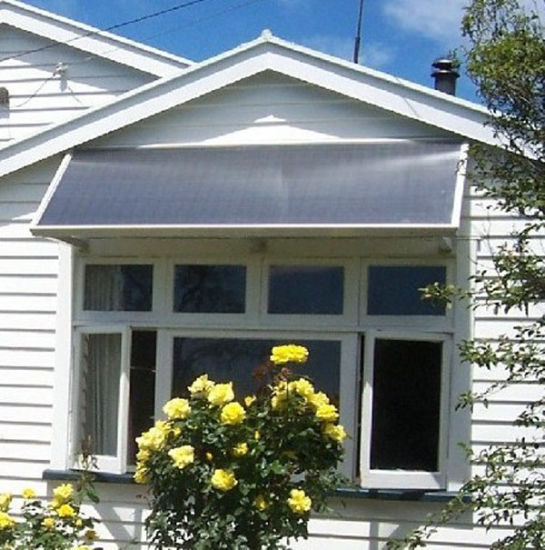 Balcony Flat Plate Solar Collector