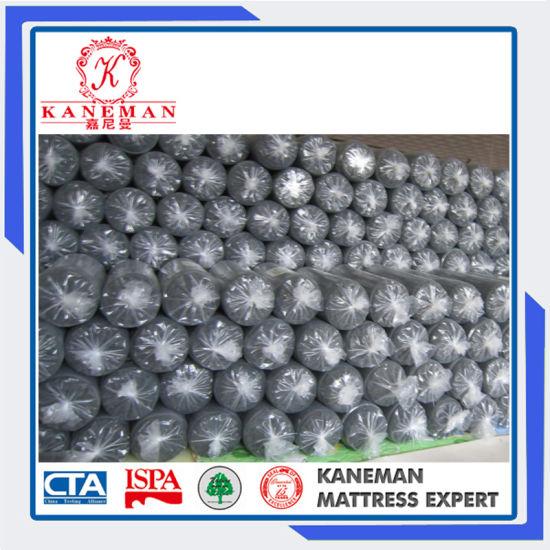China Single Size Foam Mattress Roll Up