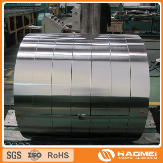 Rounded Edge Aluminium Strip (for Transformer)