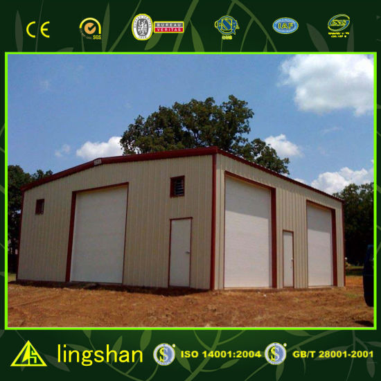 Prefabricated Modular Modern Small Warehouse pictures & photos