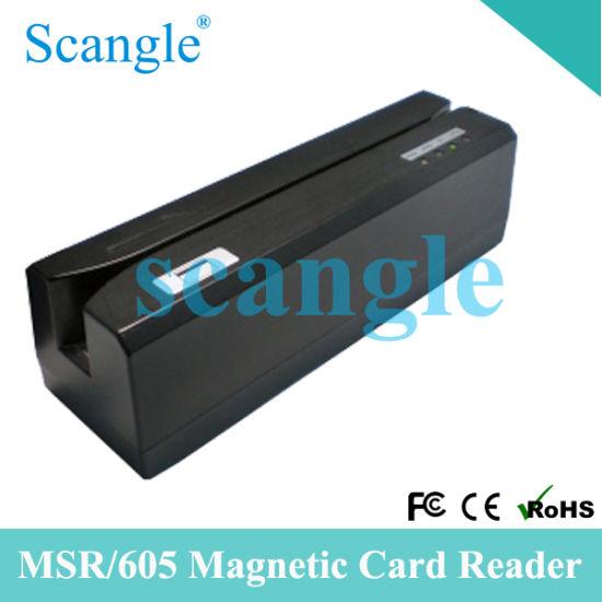 Mini Portable Magnetic Card Reader/ Wrirter
