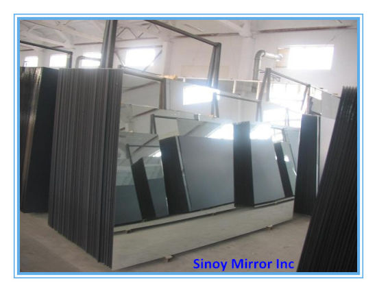 Clear Silver Mirror Glass Sheet 2 6mm
