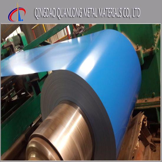 China Color Coated Aluminum Coil Prepainted Aluminum Sheet - China ...
