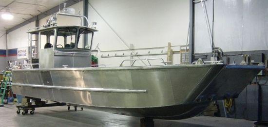 China 8 8m Lct Boat Landing Craft Tank Boat China Boat Aluminum Boat