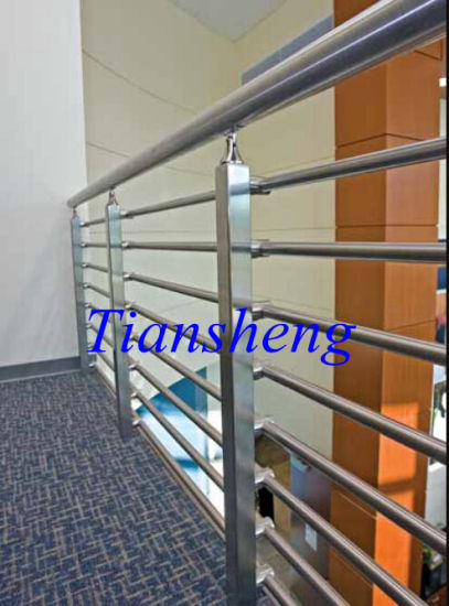 High Quality Customzied Stainless Steel Handrail/Railing