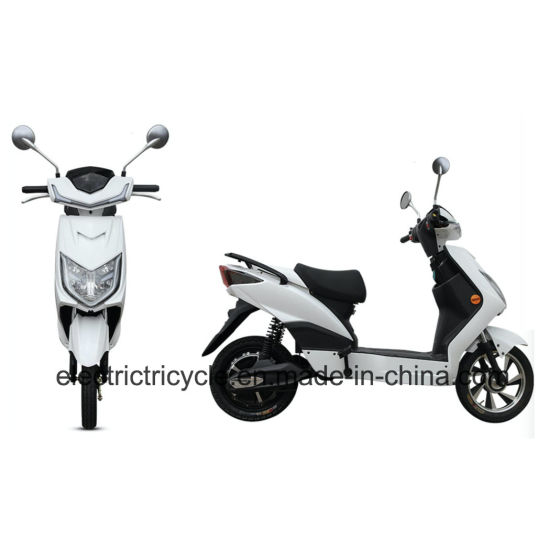 China Sale Electric Small Moped Scooter for Adult