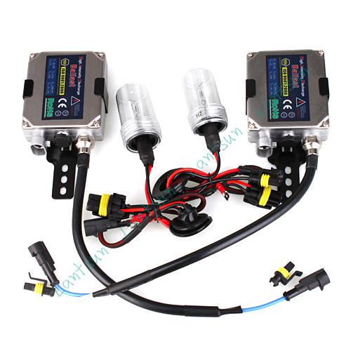 HID Xenon Auto Lighting Kit H1 H3 H4 H7 H8 H9 H11 9005 9006