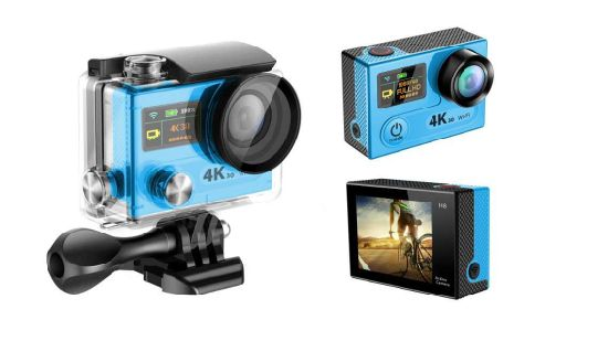Mini WiFi 4k Sports Action Camera pictures & photos
