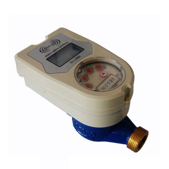 Multi Tariff Prepaid Water Meter
