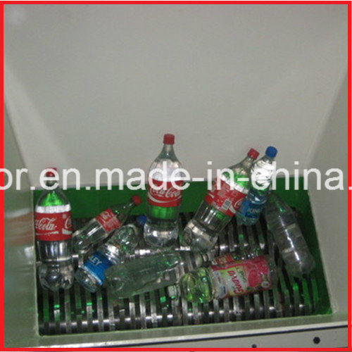 Double Shafts Bottles/Bags/Waste/Plastic Recycling Machine pictures & photos