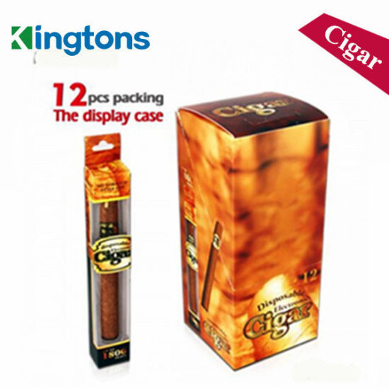 Many Puffs Available E-Cigar 500/1000/1300/1800 Puff Disposable E Cigar Wholesale pictures & photos