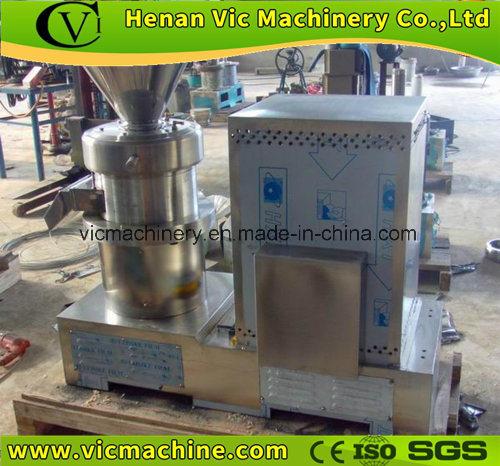JTM-240 peanut butter production equipment with 2000kg/h