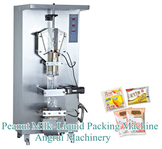 Liquid Packing Machine in Ruian City (AH-ZF1000)