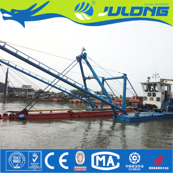 China 6 Inch Cutter Suction Dredger /Sand Dredge for Sale (JLCSD150
