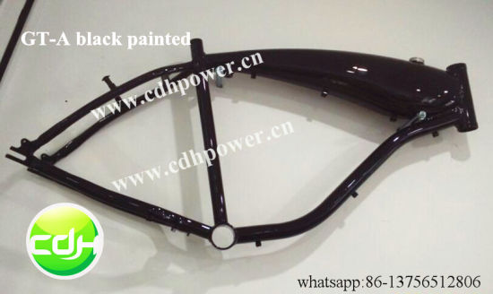 China Bicycle Frame for Motorized Bicycle - China Bike Part, Bicycle ...