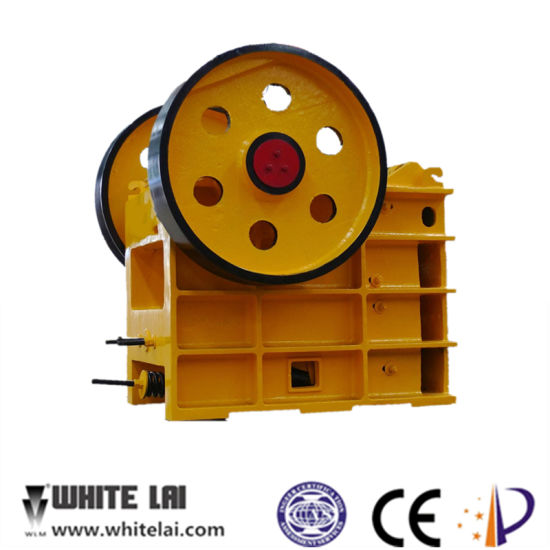 China Capacity 10-300t/H Stone New Jaw Crusher for Mining pictures & photos