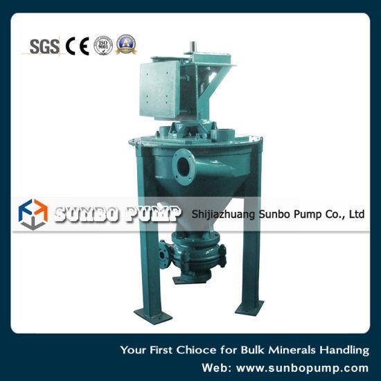 Heavy Duty Oil Sand Handling Froth Pump