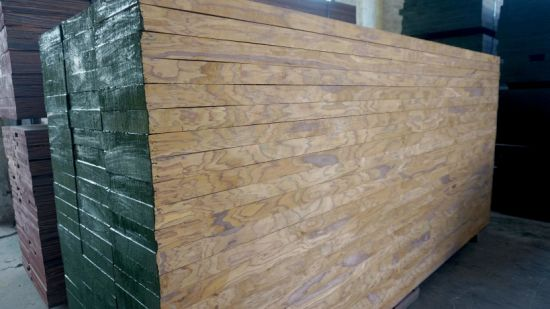 China Customized Size Free Fumigation And Recomposed Timber