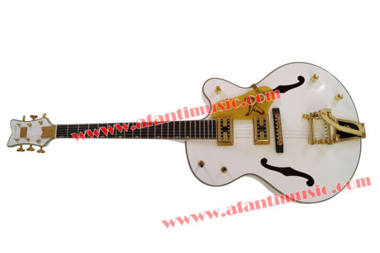 Afanti Music Hollow Body Style Electric Guitar (AGT-344) pictures & photos