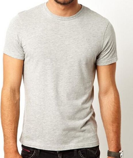 Men's Fashion Printed Cotton T-Shirt for Summer