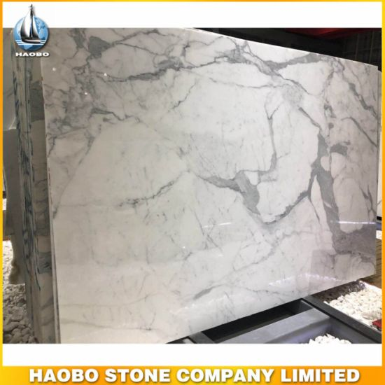 China High Quality Marble White Slabs for Wholesale