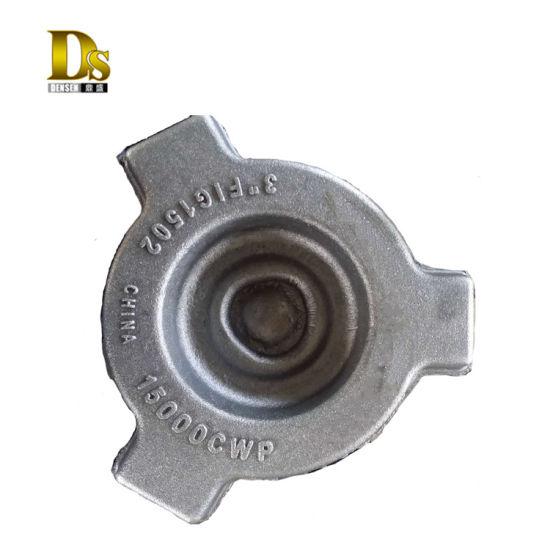 Densen Customized Forging Hammer Union Nut for Oil Field