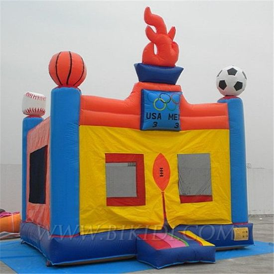 Inflatables Bounce House, Sports Inflatable Jumper (B1096) pictures & photos