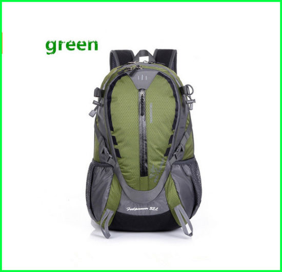 Waterproof Hiking Backpack 1680d Polyester Backpack Climbing Camping Outdoor  Travel Backpack pictures   photos 1c059e26c741b