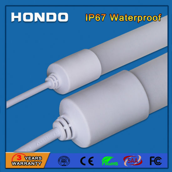 2FT/3FT/4FT/5FT 9W/14W/18W/22W Waterproof LED T8 Tube Lighting IP67 for Bathroom pictures & photos