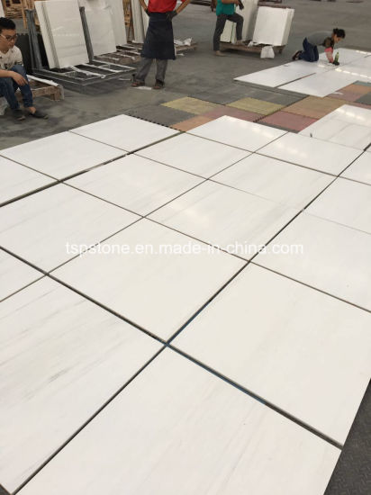 High Quality Bianco Dolomite White Marble Tile From Turkey pictures & photos