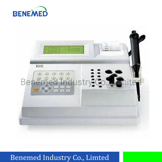 Hospital Equipment Semi Auto Coagulation Analyzer for Lab Use