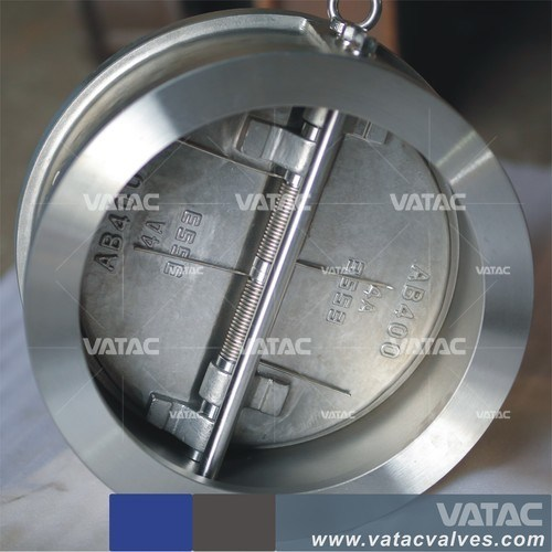 Stainless Full Lug Dual Plate Check Valve pictures & photos