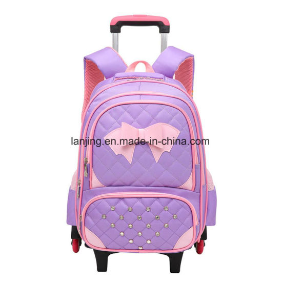 China Bw1 169 Vip Trolley Bag Price Bluewhale Eva School Bags