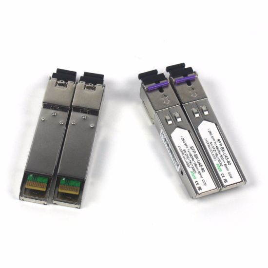 1.25g 80km SFP Module Optical Transceiver 1490nm/1550nm pictures & photos